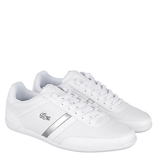 Lacoste Giron Scy Lace-up Shoes White