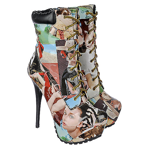 Shoe Republic LA Audrey Hepburn