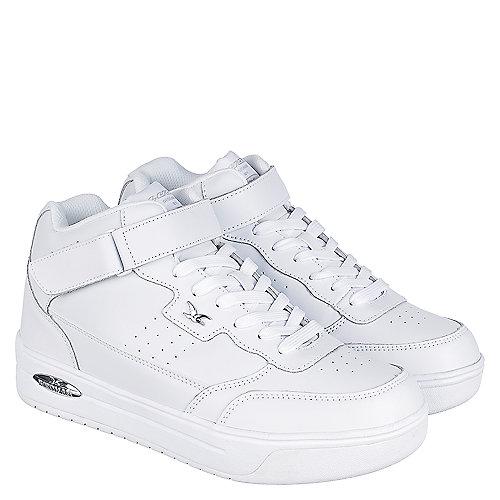 Lugz Birdman Mid Sneaker White