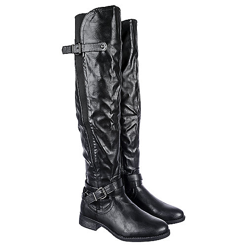Nature Breeze Shelbi-01 Hi Black