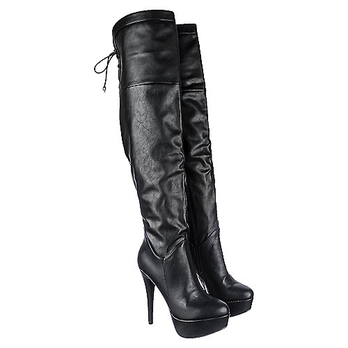 Dollhouse Jasmin Women's Black