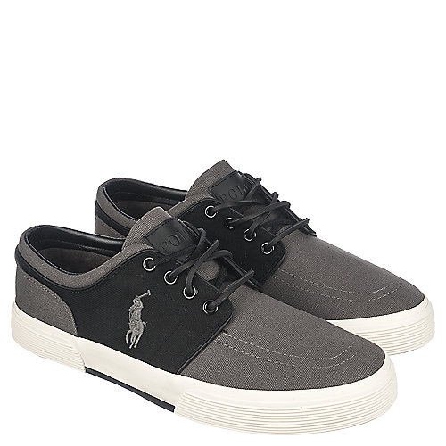 Polo Ralph Lauren Faxon Low Sneaker Grey