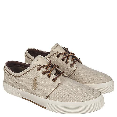 Polo Ralph Lauren Faxon Low Sneaker Beige