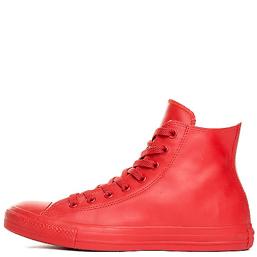 Converse Unisex Casual Sneakers CT Hi Red