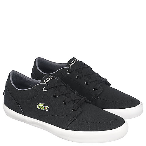 Lacoste Bayliss Vulc VST  Sneaker Black