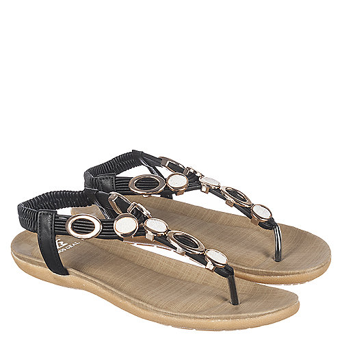 Easos Geal JW-2986 Sandals Black