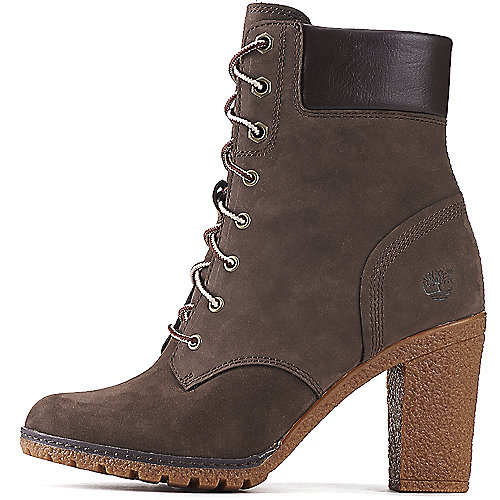 Timberland Low Heel Boots Glancy 6 IN Brown