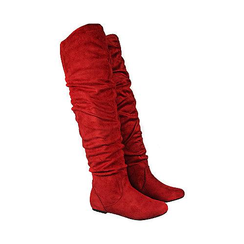 Shiekh Vickie HI Pocket Women's Red