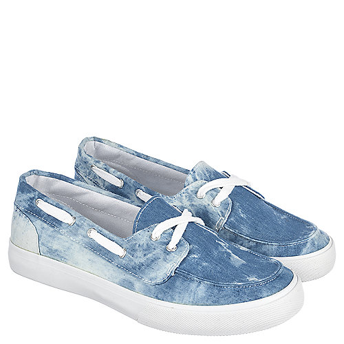 Soda Aubree-G Boat Shoes Blue