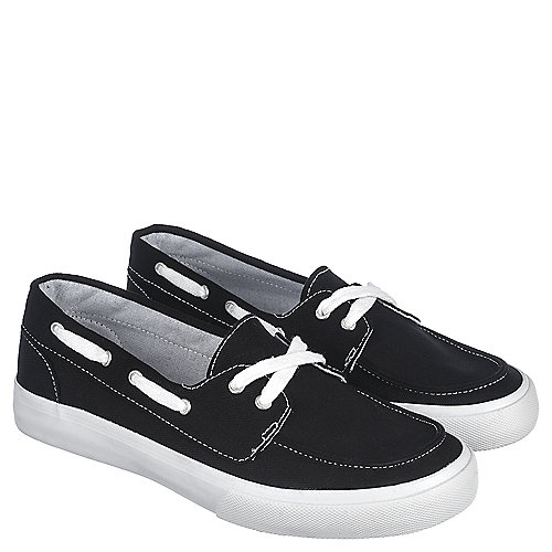 Soda Aubree-G Boat Shoes Black