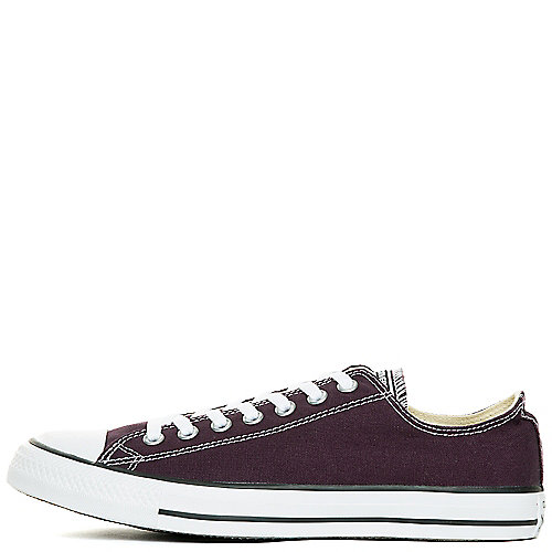 Converse Unisex Chuck Taylor Ox Casual Sneakers Purple