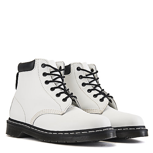Dr. Martens Men's 939 Smooth Casual Boot White Casual Boots