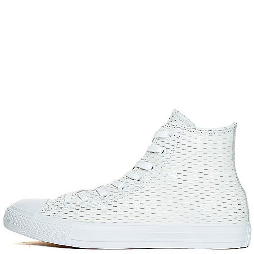 Converse Unisex Casual Sneakers CT Hi White