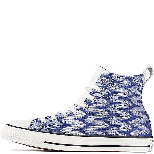 Converse Unisex Chuck Taylor All Star Hi  Blue