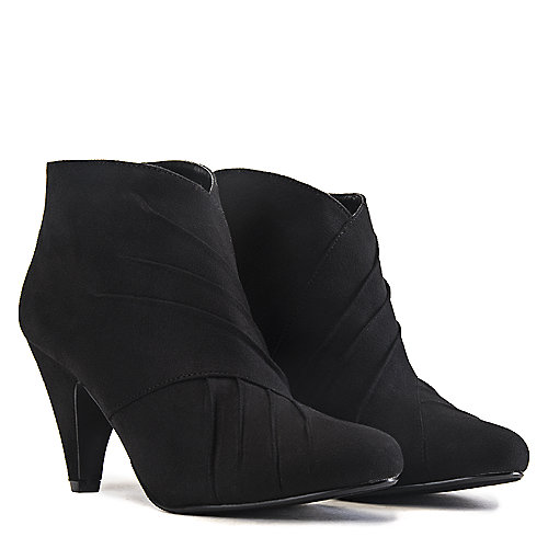 City Classified Twin-H Ankle Boots Black