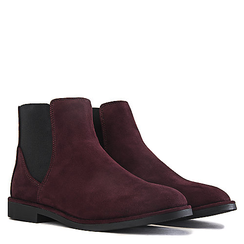 Soda Vermont-S Ankle Boots Burgundy