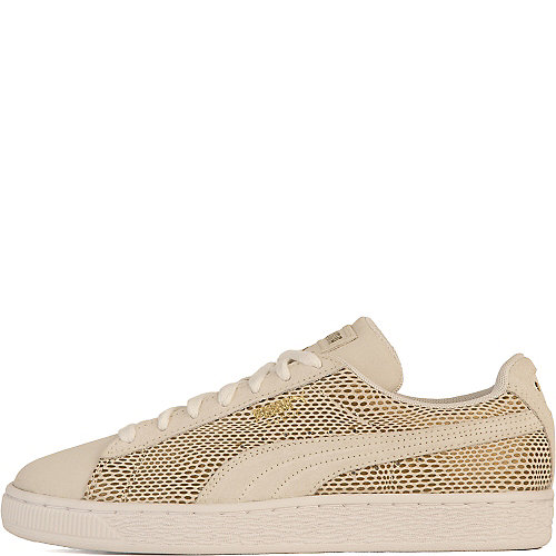 Puma Suede Gold Casual Sneakers Taupe