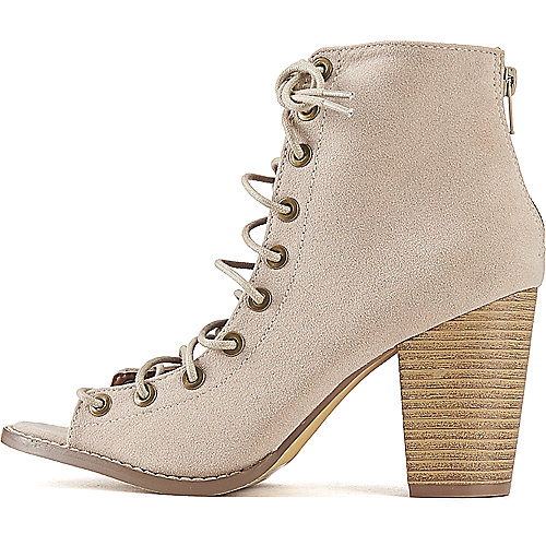 Yoki Brie Ankle Boots Beige