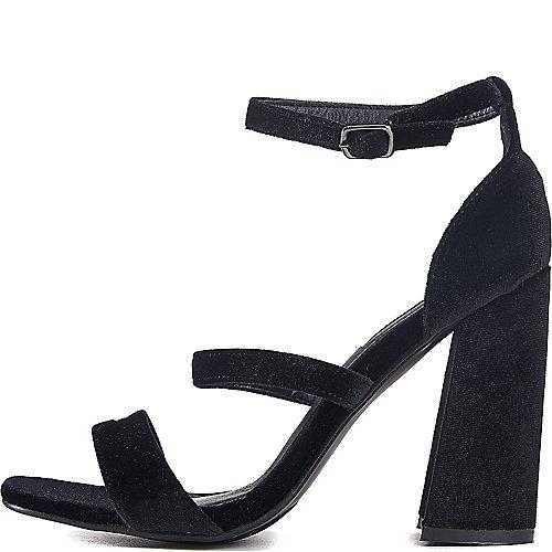 Cape Robbin Sol-1 High Heel Dress Shoe Black