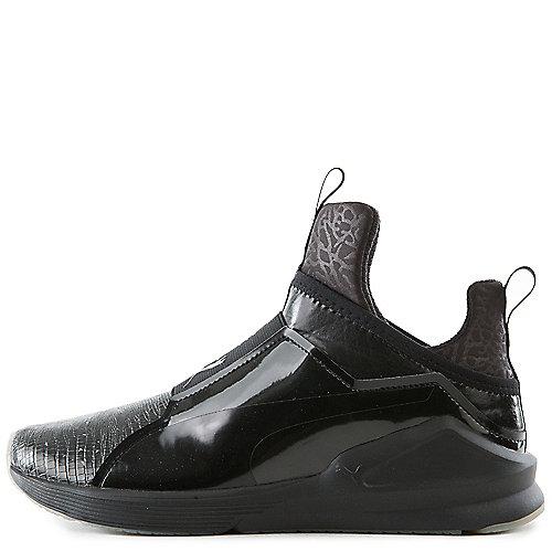 Puma Fierce Metallic Athletic Sneakers Black