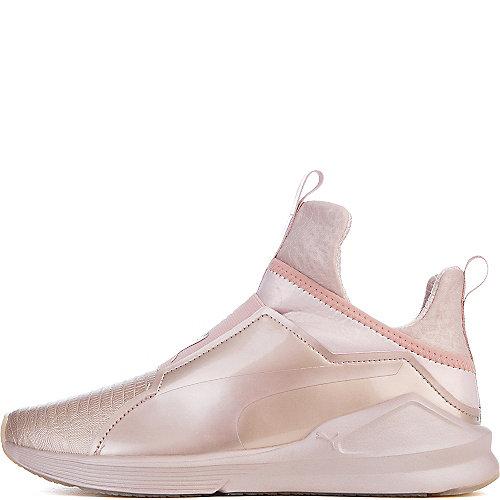 Puma Fierce Metallic Athletic Sneakers Pink