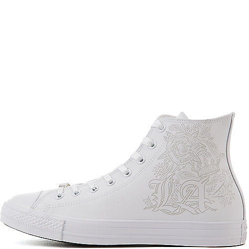 Converse Unisex Chuck Taylor All Star Hi  White