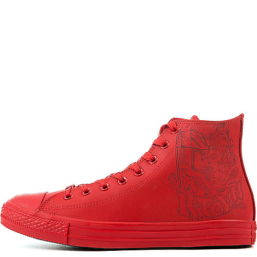 Converse Unisex Chuck Taylor All Star Hi  Red