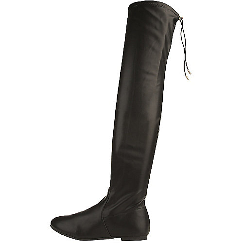 Shiekh Vickie 41 TH Thigh-High Boots Black