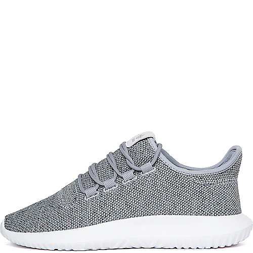 adidas Tubular Shadow Knit Athletic Sneakers Grey