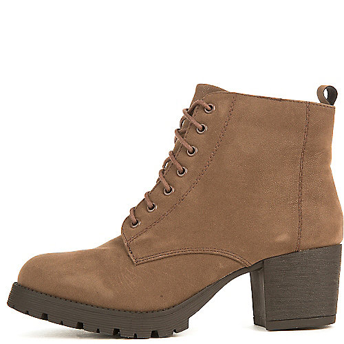 Soda Nevitt-S Lace-Up Boots Brown