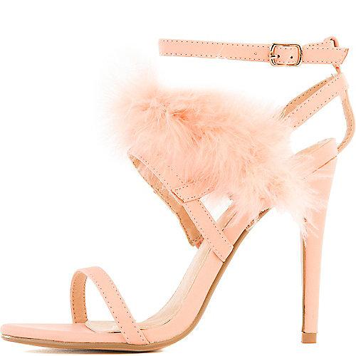 Cape Robbin Corina-6 High Heel Shoe Pink