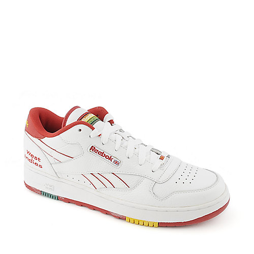 Reebok Mens Classic Basketball Low