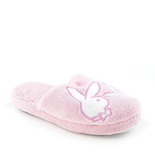 Playboy Footwear Womens Bunny Bag Slippers