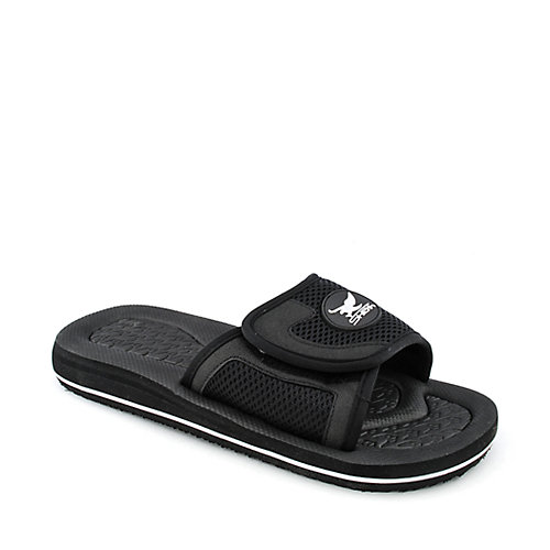 Shiekh Mens Mesh Slide