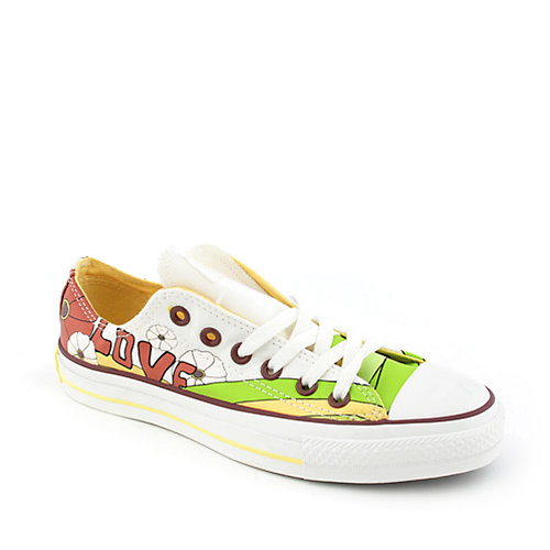 Converse Womens All Star Flower Power Ox