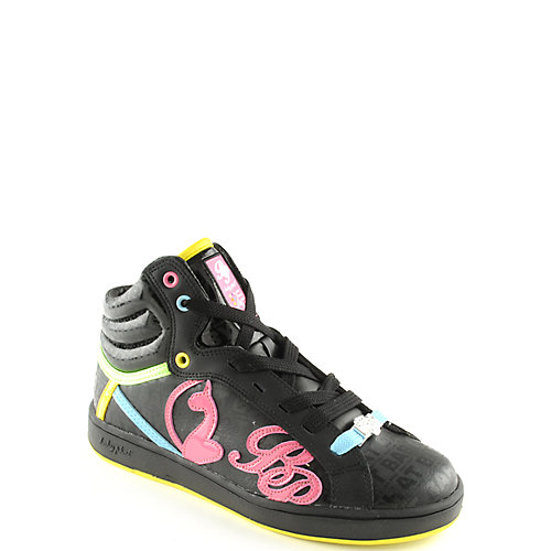 Baby Phat Womens Super Flash Cat Hi