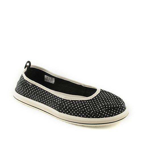 Sanuk Dot Black Flat Shoes