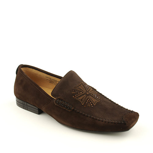 Giorgio Brutini Mens Cross Slip-On