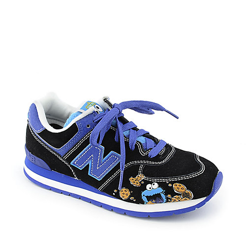 New Balance Kids 574 Cookie Monster