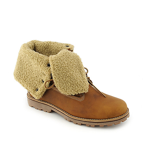 Timberland Kids Authentic Shearling Boot