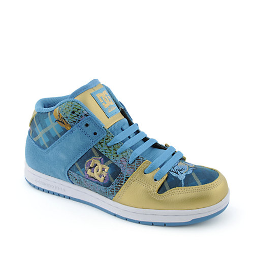 DC Shoes Womens Manteca 2 Mid SE