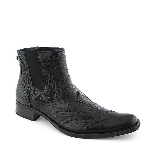 G-Rock Mens Casual Ankle Boot