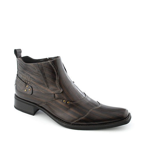 G-Rock Mens Casual Boots Smooth