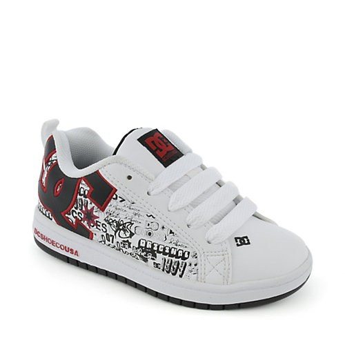 DC Shoes Kids Court Graffik SN