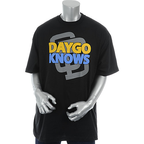 Cali Swagger Mens Daygo Knows Tee