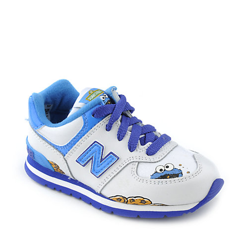 New Balance Toddler 574 Cookie Monster