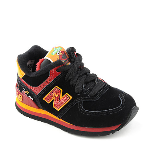 New Balance Toddler 574 Elmo
