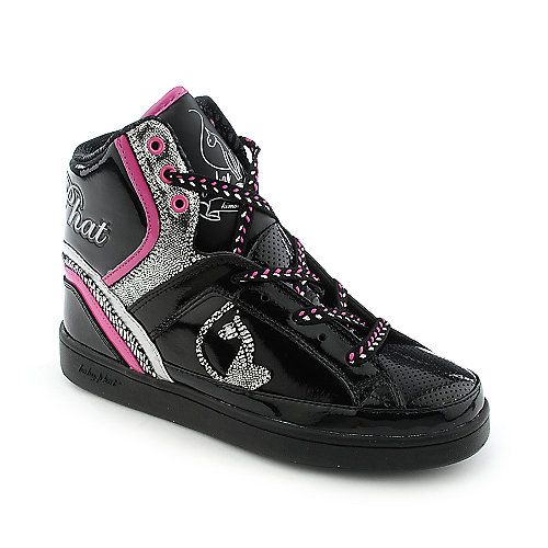 Baby Phat Womens Kicky Cat Hi