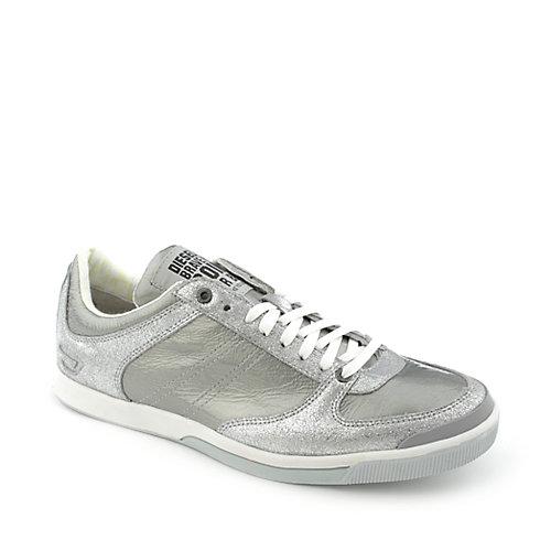 Diesel Intensity Silver Sneaker