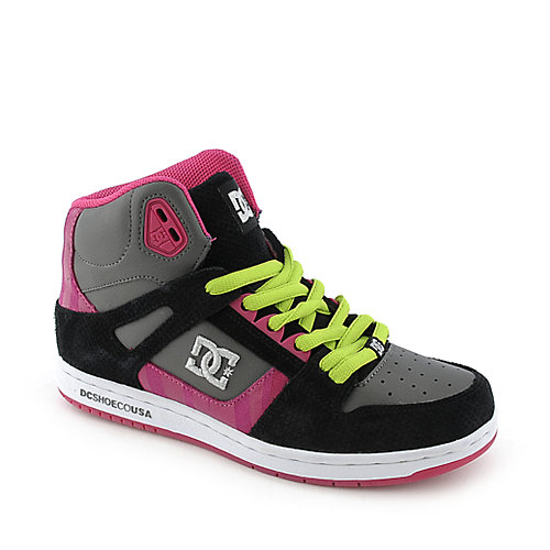 DC Shoes Womens Rebound Hi